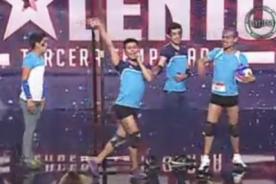 Perú Tiene Talento: 'Las Matadorcitas' se presentaron en casting [VIDEO]