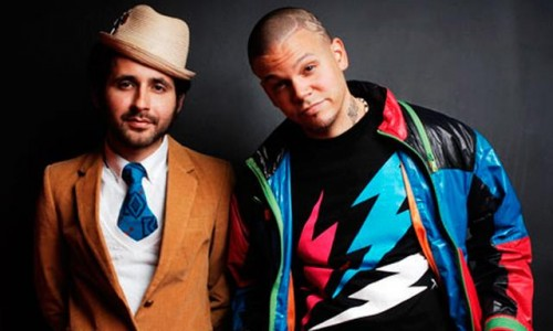 Calle 13: Ofreció concierto gratis para sus seguidores peruanos en Plaza San Martín [Video]