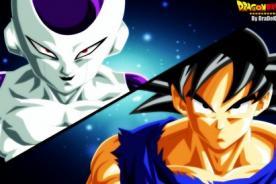 Dragon Ball Z: Se filtran primeras imágenes de la nueva película