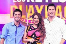 Jazmín Pinedo sufre terrible trolleada de Cristian Rivero y Jesús Alzamora - VIDEO