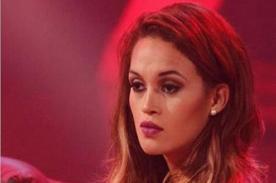 Angie Arizaga terminó llorando tras bochornoso momento en su propio canal