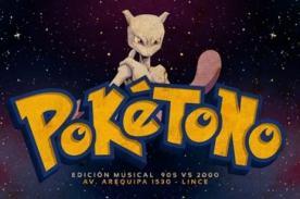 Pokétono: Fiesta Pokémon en Lima remece las redes sociales