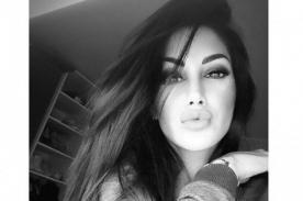 Facebook: Andrea Cifuentes muestra toda su sensualidad con esta foto sobre una hamaca