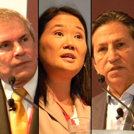 Resultados de Apoyo: Flash Electoral - Humala 31.6%, Keiko 21.4%, PPK 19.2%