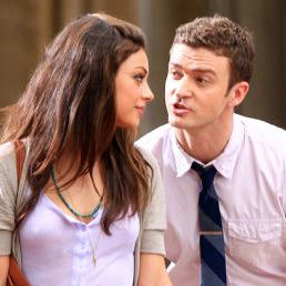 Justin Timberlake no está saliendo con la actriz Mila Kunis
