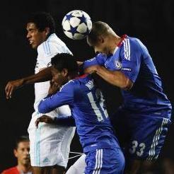 Chelsea vs Olympique Marsella: Equipo londinense se llevó la victoria por 1- 0