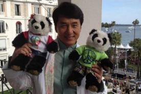 Jackie Chan: No dije que dejaría de hacer películas de acción