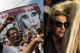 Lady Gaga: Manifestaciones en Filipinas en contra de su gira continúan