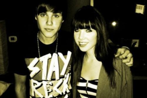 Justin Bieber estará en el álbum de Carly Rae Jepsen