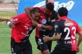 Goles del Cienciano vs Melgar (2-0) - Descentralizado 2012 - Video