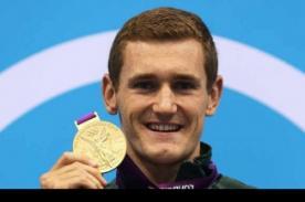 Londres 2012: Nadador sudafricano hizo trampa para ganar el oro