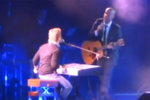 Gianmarco 20 años: Video de dueto con ex Sin Bandera, Noel Schajris