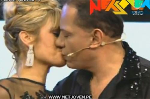 El Gran Show 2012: Mauricio Diez Canseco propone matrimonio en vivo (Video)