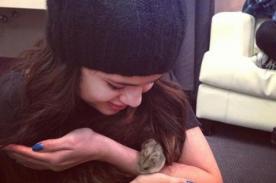 Selena Gomez encantada con nuevo amigo de Justin Bieber
