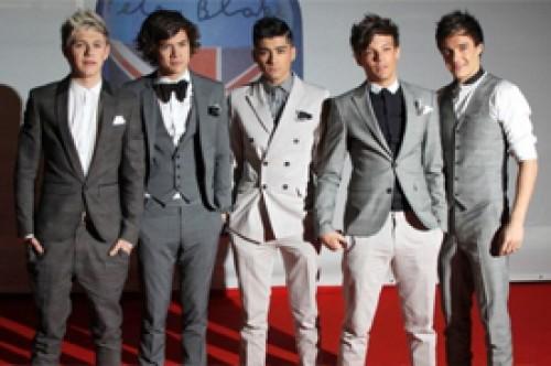 One Direction podría ser nominado en los Peoples Choice Awards 2013