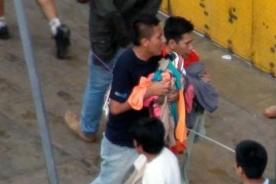 La Parada: Caos permitió a delincuentes saquear Gamarra - Fotos