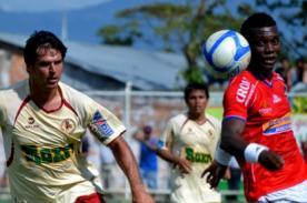 Unión Comercio vs León de Huánuco  (1-0) - Descentralizado 2012