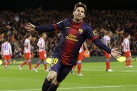 Goles del Barcelona vs Atlético de Madrid (4-1) - Liga BBVA - Video