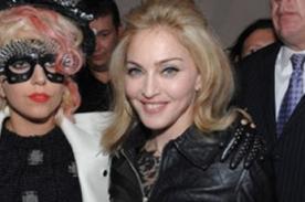 Lady Gaga confirma colaboración con Madonna en su disco ARTPOP