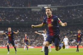 En vivo: Barcelona vs Real Madrid (1-3) Minuto a Minuto - Copa del Rey