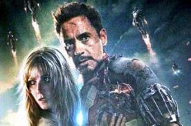 Aparece nuevo póster de Iron Man 3