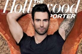 Adam Levine: The Voice fue mi verdadero primer trabajo