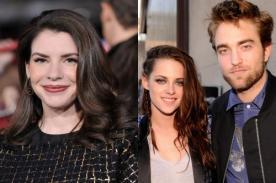 Stephenie Meyer opina sobre la fama de Robert Pattinson y Kristen Stewart