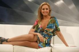 Jessica Tapia anuncia boda con su novio norteamericano