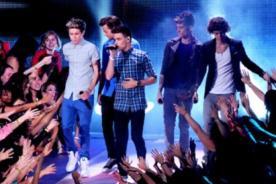 Teleticket One Direction: Estas son las zonas  disponibles en preventa