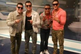 Combate: Christian Domínguez y 'Pantera' Zegarra se enfrentan a dúo boricua