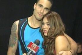 Jazmín Pinedo: Si tengo una relación, no se los voy a decir