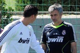 José Mourinho: Cristiano Ronaldo siempre se quedará en Real Madrid