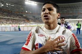 Raúl Ruidíaz no jugará ante Cienciano en el inicio de las Liguillas