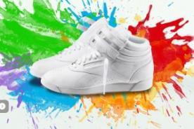 Reebok Classic: Reta tu creatividad y diseña tus propias zapatillas