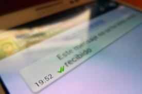 WhatsApp: Millones de rupturas amorosas son provocadas por el 'doble check'