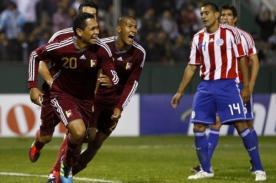 Venezuela vs Paraguay por CMD (1-1) - Eliminatorias Brasil 2014