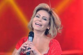 Gisela Válcarcel continuaría en América Televisión