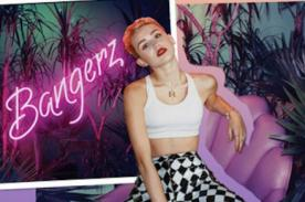 Miley Cyrus anunció su tour Bangerz 2014