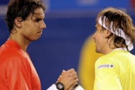 Resultado del partido: Rafael Nadal vs David Ferrer (2-0) – Nadal en Lima