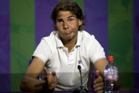 Video: Rafael Nadal generó risas tras confundirse de idioma en Argentina