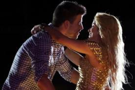 Shakira dedicó su nuevo álbum a Piqué