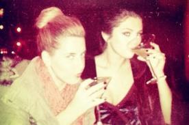 Selena Gomez responde furiosa a comentario de belieber