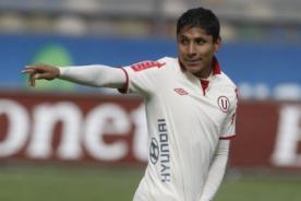 Universitario: ¿Cuántos goles marcó Raúl Ruidíaz en altura?