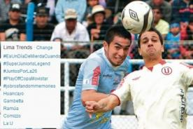 Play Off 2013: Real Garcilaso vs Universitario se apodera de Twitter