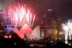 Feliz Año Nuevo: Así se recibió el 2014 en todo el mundo - VIDEOS