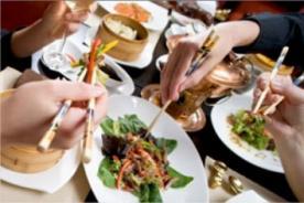 Comida de Año Nuevo Chino: Cábalas durante la cena de año nuevo