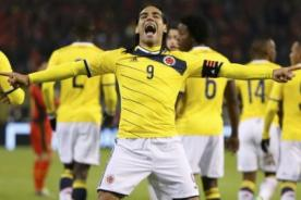 Radamel Falcao sale optimista tras ser operado de la rodilla