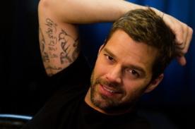 Día de San Valentín: Ricky Martin saluda en Twitter por el Día del Amor