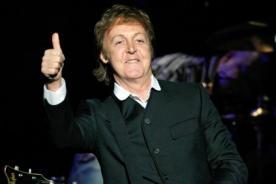 Paul McCartney regresa a Lima para presentar su reciente producción