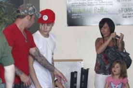 Papá de Justin Bieber habría finalizado su relación con Erin Wagner